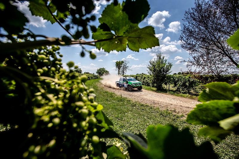 Petrobras Rally Team - Italia. Foto: MCH Photography