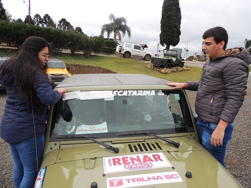 Foi dado o start para a edição comemorativa dos 10 anos do Transcatarina