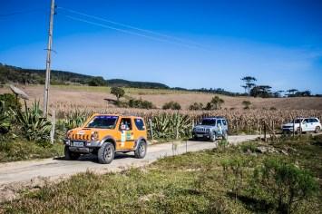 Paisagens incríveis ao longo do percurso (Foto: Vinicius Ferraz / Suzuki)