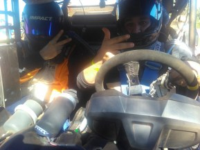 Rodrigo Luppi/Fausto Dallape: pela primeira vez juntos no Rally dos Sertões (Divulgação)