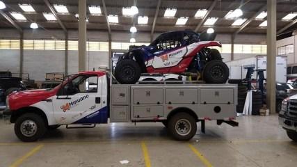Equipe de Tatuí terá três duplas no Rally dos Sertões nos UTVs (Divulgação)