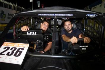 Piloto Montani é de Luís Eduardo Magalhães e fará uma parada em casa nesta terça (Vinícius Branca/Fotop)