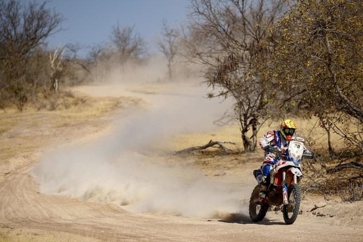 Tiago Fantozzi triunfou nesta sexta-feira nas motos (Marcelo Machado de Melo/Fotop/Vipcomm)