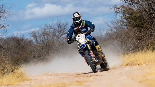 Ricardo Martins foi o vice-campeão desta edição do Sertões (Ricardo Leizer/Fotop/Vipcomm)