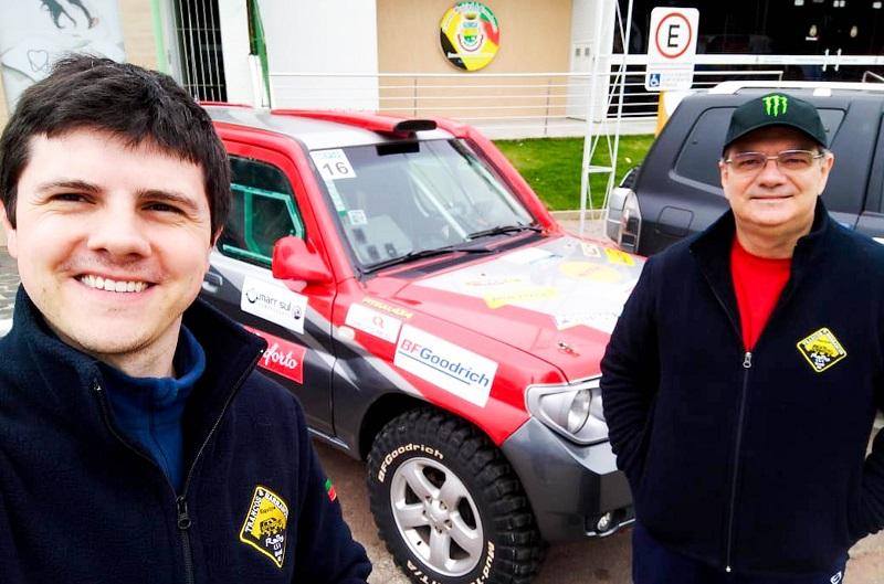 Trancos & Barrancos vence três categorias em rally em São Jerônimo