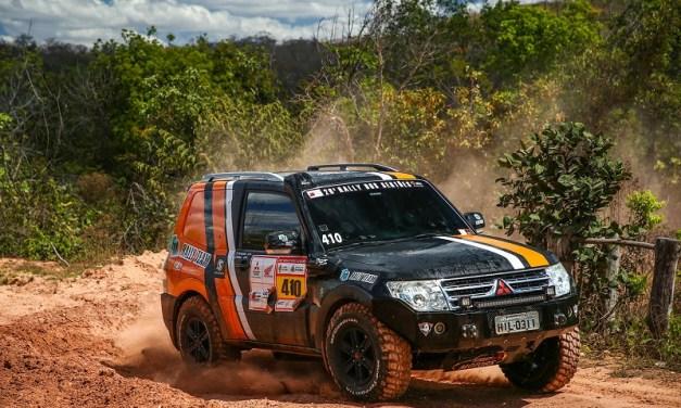 Dupla da equipe Ducks Off-Road vence Rally dos Sertões pela categoria Turismo
