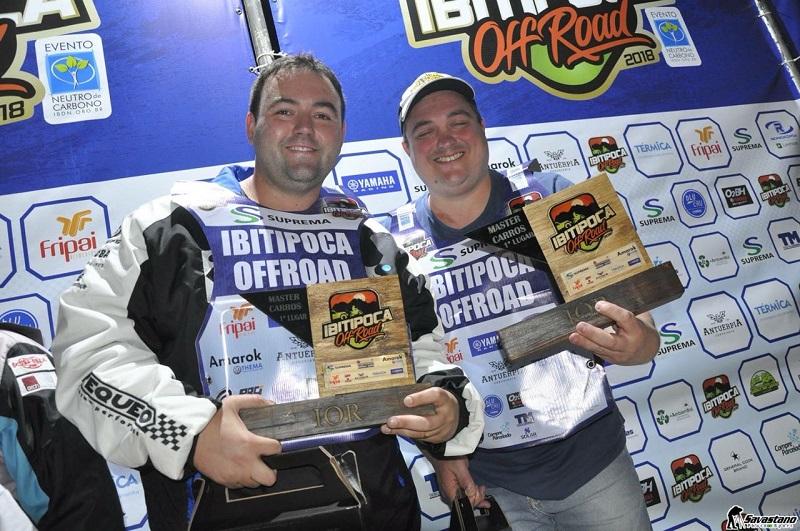 Pedro Agrelle e Roberto Spessatto (Crédito Angelo Savastano Photo Sports)