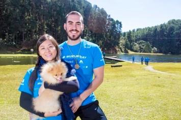 Até os pets podem participar do Suzuki Day. Foto: Helora Moraes/Suzuki