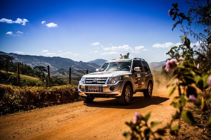 Região tem belas paisagens. Foto: Adriano Carrapato / Mitsubishi