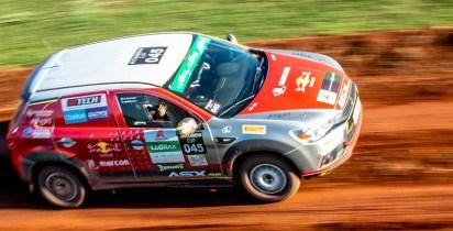 Mitsubishi Cup agitou Cordeirópolis (SP) neste sábado (Foto: Ricardo Leizer / Mitsubishi)
