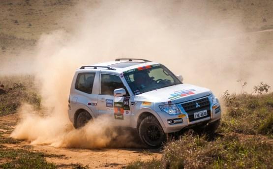 Categorias mais experientes somarão pontos para o campeonato (Foto: Marcio Machado/Mitsubishi)