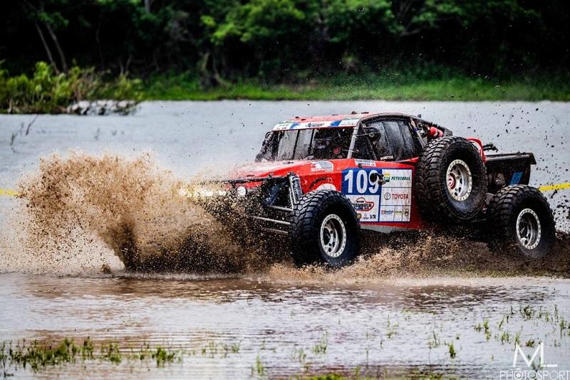 Rally Rota Sudeste: Luiz Facco/Humberto Ribeiro disputam a etapa de Lençóis Paulista com o Buggy V8