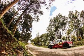 Primeira temporada dupla com Peugeot 208 Maxi Rally (Foto: Edson Castro)
