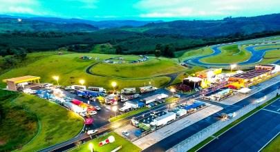 Autódromo Velo Città será o palco dos eventos deste sábado (Foto: Cadu Rolim/Mitsubishi)