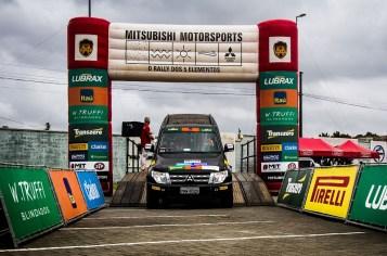 Mitsubshi Motorsports Salvador 02 (Crédito Adriano Carrapato)