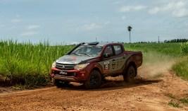 L200 Triton Sport R é o novo carro do grid (Foto: Ricardo Leizer/Mitsubishi)