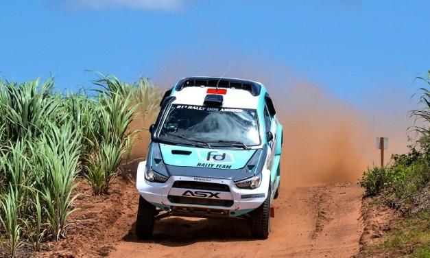 Rally dos Amigos: Fontoura/Minae são Vice-Campeões da prova e Sandra/Schuinka vencem na Pró Brasil