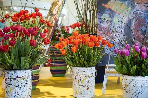flower shows keukenhof 2018