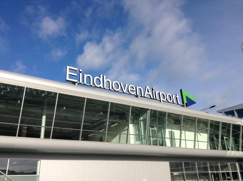 Eindhoven airport Amsterdam