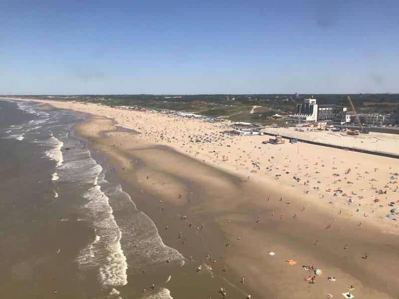 Beaches near Amsterdam
