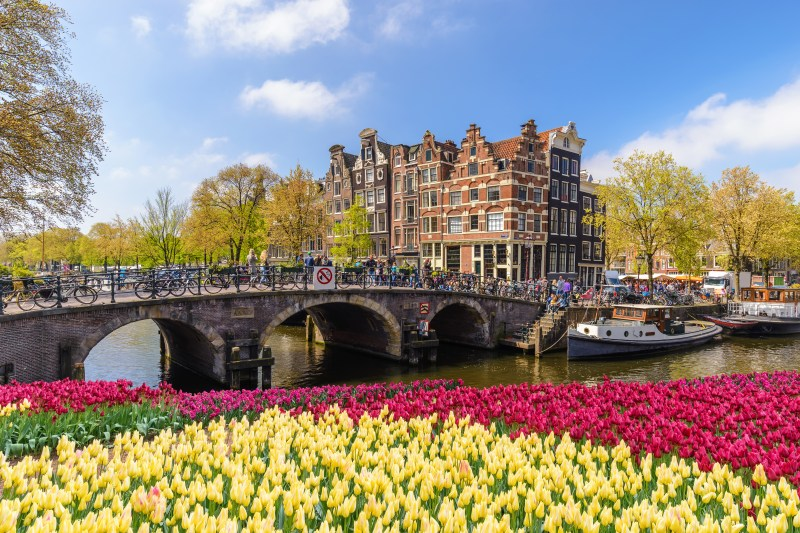 Amsterdam city pass tourist card