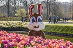 Easter weekend Keukenhof