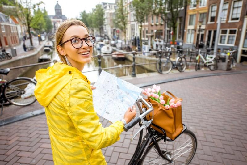Travel guide Amsterdam Holland Netherlands