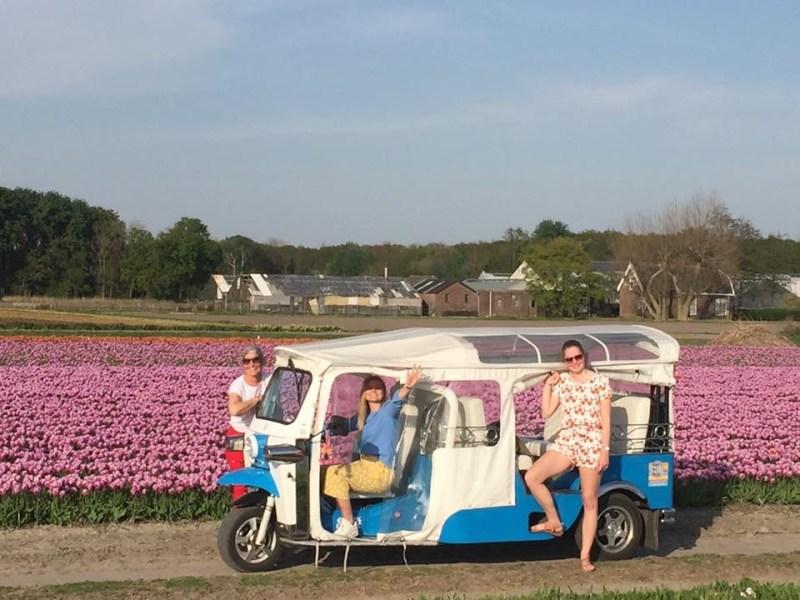 TukTuk Private Tulip Tour