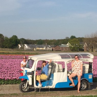 TukTuk Private Tulip Tour