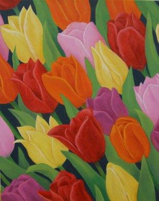 Tulip Parade | John VanHouten