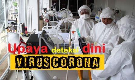 deteksi dini Virus Corona