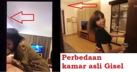 Cocokologi Netizen Kritis Seputar Kamar Anak Gisel Yang Mirip Pada Video Viral