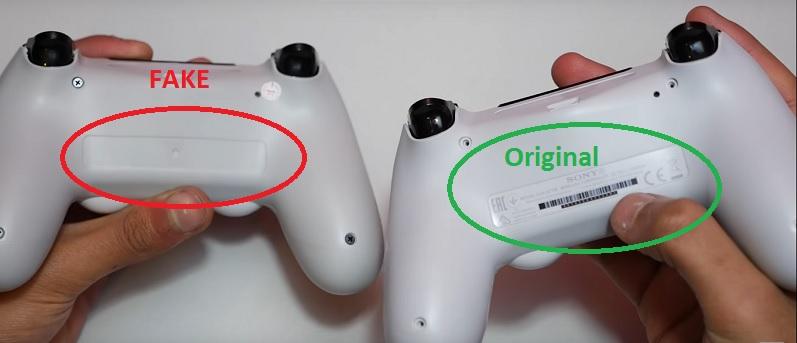 Tutorial Cara Membedakan Stick DualShock PS4 Asli atau Palsu