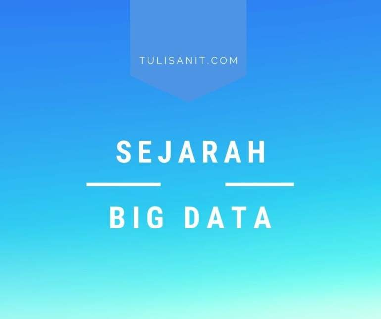 perkembangan bvig data
