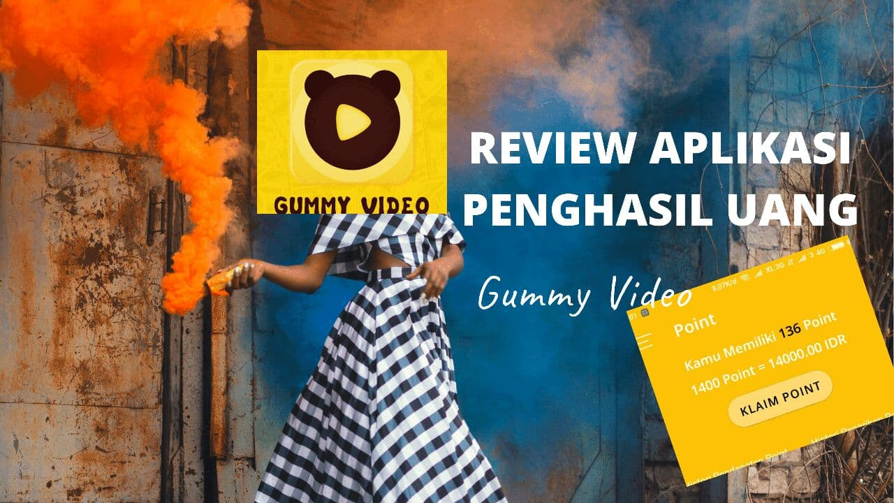 review gummy video