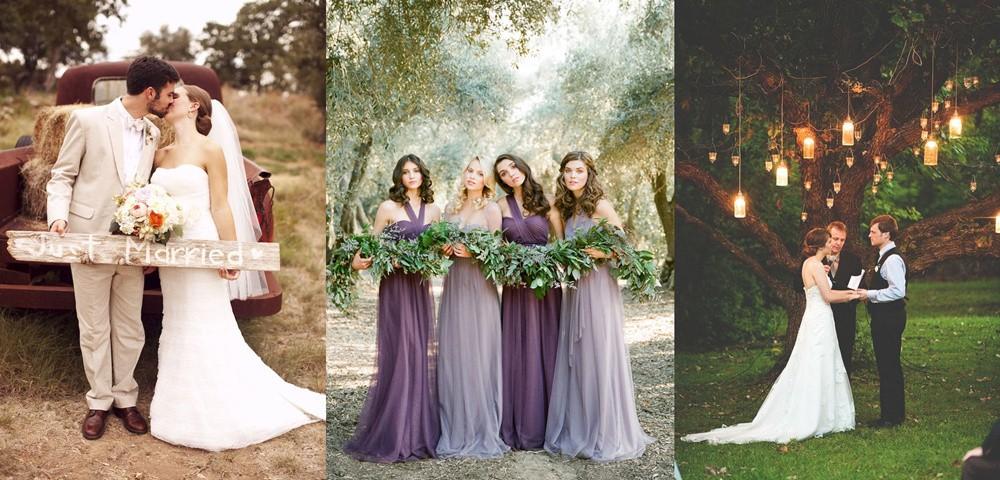 34 Awesome Rustic Wedding Ideas With Elegant Wedding