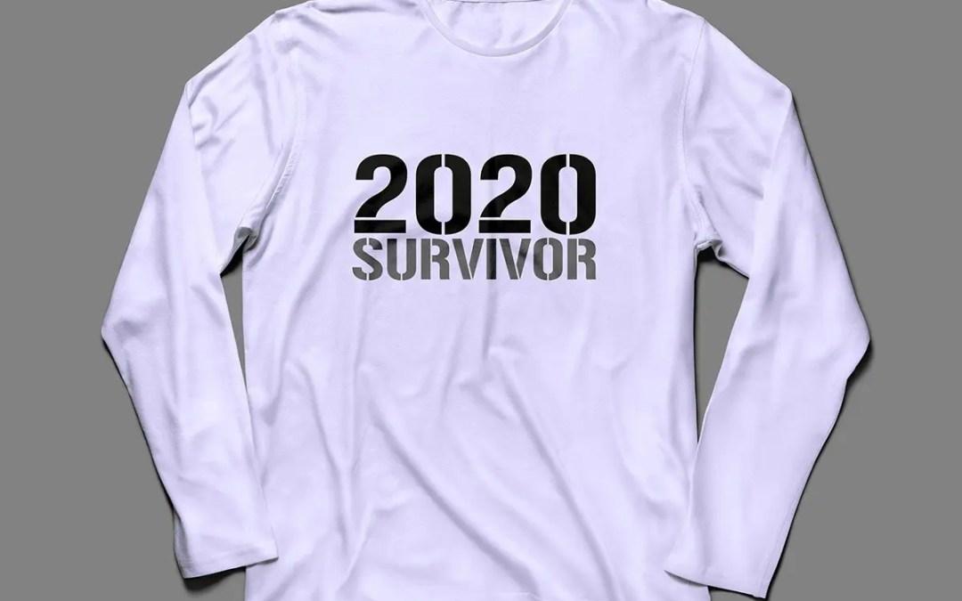 2020 Survivor Långärmad tröja
