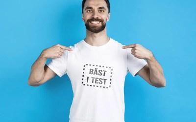 Bäst i test! – Våga visa att du är bäst!
