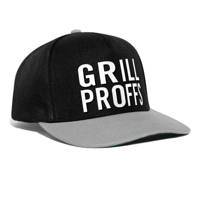 GRILLPROFFS - Kläder för riktiga proffsgrillare - Snapbackkeps