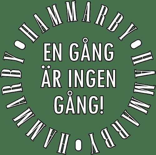 Motiv: Hammarby - En gång är ingen gång