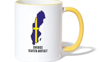 Sverige – Sluten anstalt