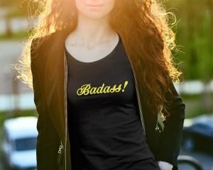 Badass - Premium T-shirt dam