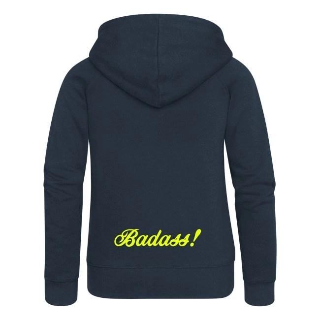 Badass! - Premium luvjacka dam