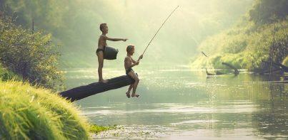 Balıkçı Çocuklar