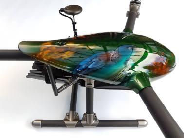 Drone AeroKontiki Fishing