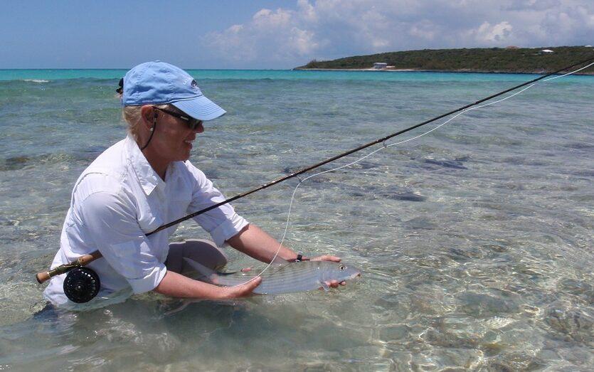 Fly Balıkçılığı Deniz