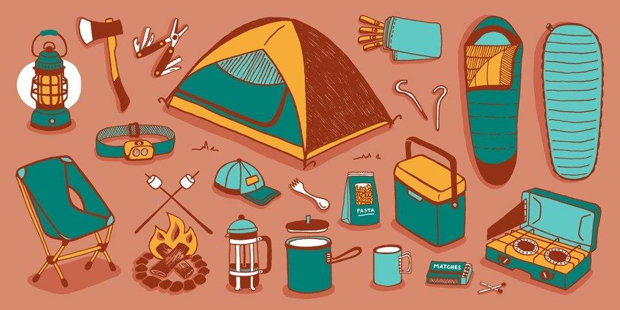 Kamp Yapmaya Giderken Yanımıza Alınması Gerekenler