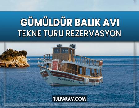 İzmir Balık Avı Turu