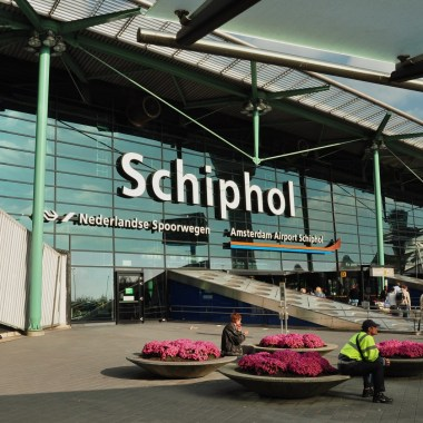 Amsterdam Flughafen Schiphol