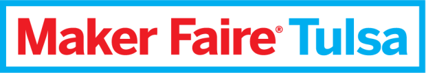 Maker Faire Tulsa logo